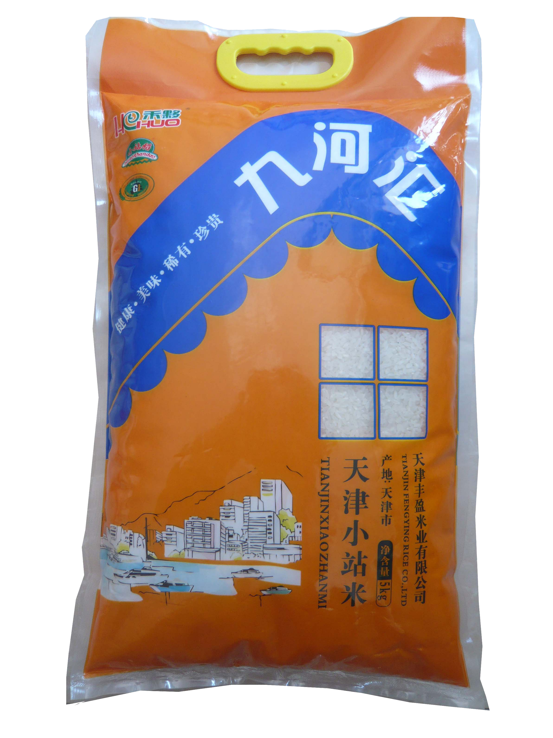 九河汇天津小站米10kg